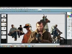 Making Simple PS3 Dynamic Theme Animation GTA V THEME (+DOWNLOAD)