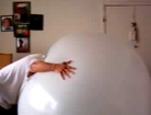 Balloon Fetish Goes Horribly Wrong