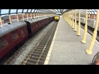 North East model railway - Saturday Traffic