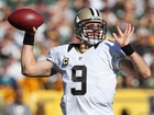 Saints desperate for win as Brees chases history