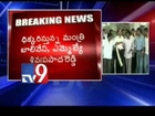 Tv9 - Pranab Mukherjee's sensational comments on Jagan - part 1