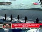 QRT: PHL Coast Guard, nagdasal at naghulog ng confetti sa lugar na kinabagsakan ng eroplano