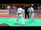 Kyokushin Karate Knockout All American  G Kapanadze VS N Stoian - Self Defense Tutorials