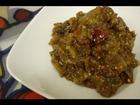 Vankaya Bajji Pulusu Recipe With English Subtitles