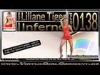 Card 0138 - Liliane Tiger - Inferno - Sexy Virtua Girl HD Germany VGHD Desktop Babes