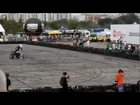 Inter Cars Motor Show : Wheelie Holix Triumph Raptowny 2012 HD