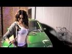 Lucy Pinder Lynx Dry carwash