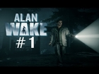 Alan Wake #1 Let's Play [german] Willkommen in Bright Falls