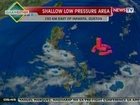 QRT: Weather update as of 5:45 pm (Sept. 18, 2012)
