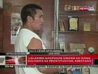 QRT: Lalaking nagpasok umano sa isang dalagita sa prostitusyon, arestado