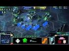 StarCraft 2 Clan War - sR v FaDe - Game 5