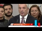 PACHI VAZQUEZ (PSOE) COMPARECENCIA TRAS LAS ELECCIONES GALLEGAS 2012