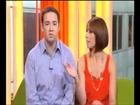 BBC The One Show: Alex Jones speaking Welsh