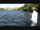 Fly Fishing Deschutes River Steelhead 2009