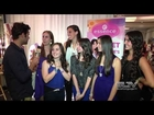 SLTV: Cimorelli is spotted at the Teen Choice Awards 2012 gifting suite