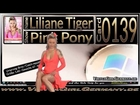 Card 0139 - Liliane Tiger - Pink Pony - Sexy Virtua Girl HD Germany VGHD Desktop Babes