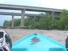 Kayaking the Rappahannock - Flood Stage