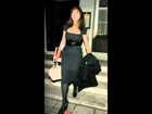 CAROL VORDERMAN BLACK DRESS BIG CLEAVAGE UK MILF