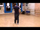 west coast swing_2012-10-22, footwork variations and surprise tuck turn