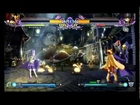 BlazBlue Continuum Shift Extend - Gameplay - Carl vs. Taokaka