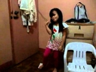 czarina the beautiful dancing princess.. dancing and singing call me maybe..=))