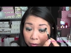 get ready with me! tarte smolderEYES rainforest black - Wednesday, November 7, 2012