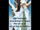 Welsh Folk Song - Hen Ferchetan (English Lyrics in description - Mae'r Gymraeg ar sgrin)