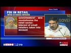 FDI in multi-brand retail as Govt opts for major reforms