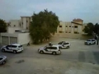 Bahrain police killing people by drive by shootings