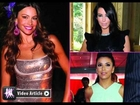 Sofia Vergara Edges Out Kim Kardashian as 2012's Top Paid TV Actress