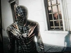 The Amazing Spider-Man Video Game Black Suit Battle Damage