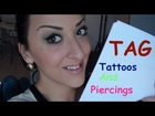 Tag, my tattoo and piercings par SecretdeLise