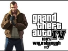 Let's Play Grand Theft Auto IV: 100% Walkthrough - Concrete Jungle #7