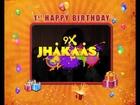 9X Jhakaas Birthday Wish - Shilpa Shetty