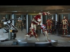 Iron Man 3 Official Teaser - Marvel | HD