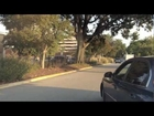 Minor Car Accident on Dash Cam (Very Minor Accident)