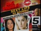 Marian Rivera's Lips @ No. 5 sa Ang PINAKA Sexy Lips sa Showbiz, 05-15-11