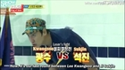 Running Man Ep162 Lee Kwang Soo's funny moment