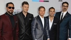 Backstreet Boys Strip Down For New Music Video