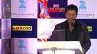 Shahrukh Khan Announces Zee Cine Awards 2014 - Curtain Raiser