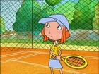 Lucie, épisode 2 : Ramasser les balles de tennis, façon Lucie