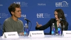 Winona Ryder at the Press Conference from TIFF for 'The Iceman'