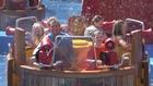 Six Flags St. Louis' Tsunami Soaker