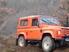 Michel HUGON Land Rover Defender