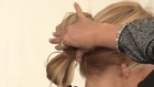 How to Make a Low Bun in My Hair
