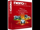 Nero Burning ROM Platinum 11.0.12 Serial Key + Crack Registered 2012