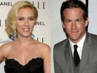 Celebrity Weddings - Scarlett Johanson and Ryan Reynolds