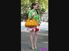 Blair Waldorf / Leighton Meester and Her Favorite Handbags