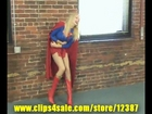 superheroines in peril-gothic city heroines 2011 sample