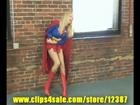superheroines in peril-gothic city heroines 2011 sample